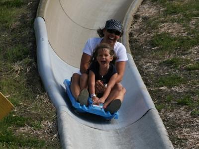 Alpine Slide at the Adventure Park